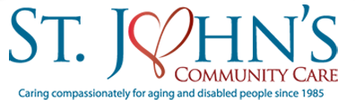 St. John's Community Care Logo