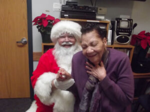 santa-and-woman-laughing-image-st-johns